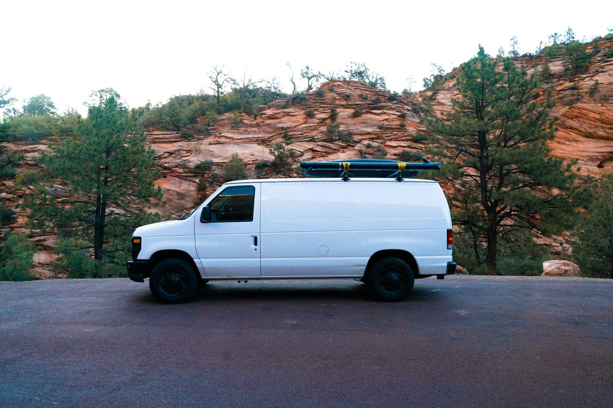 van life essentials, van life